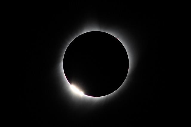 Total Solar Eclipse 2017 Serene Enigma